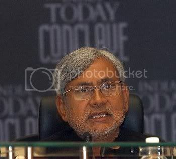 Bihar CM Image