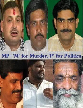 Criminals in Indian Politics