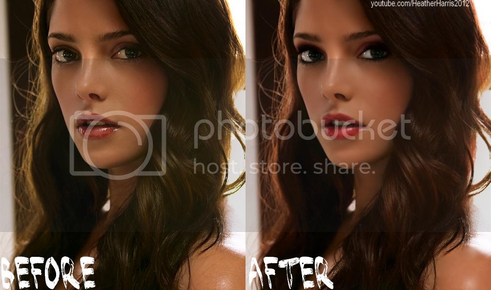 Ashley Greene makeover. Pictures, Images and Photos